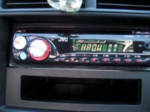 jvc stereo jvc kd r200 youtube rh youtube com JVC KD R200 Time Set JVC KD S17 Specifications
