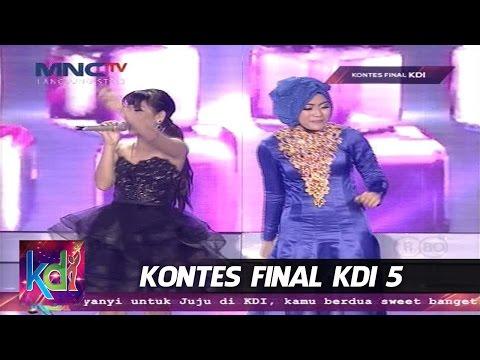 """Risti - Azizah """" Gula Gula """" Kontes Final KDI 2015 (26/5)"""