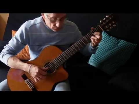 largo de l 39 hiver vivaldi arrangement guitare classique. Black Bedroom Furniture Sets. Home Design Ideas