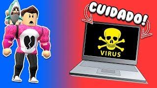 ROBLOX'S MOST DANGEROUS VIRUSES ? Roblox Cerso