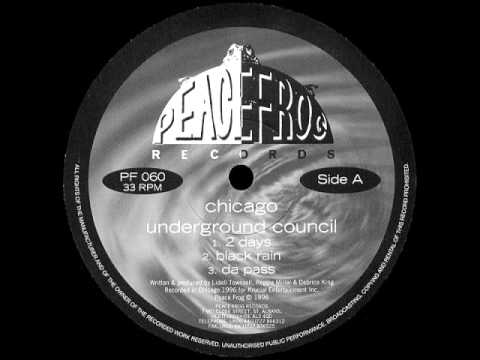 Chicago Underground Council - Groove Thang