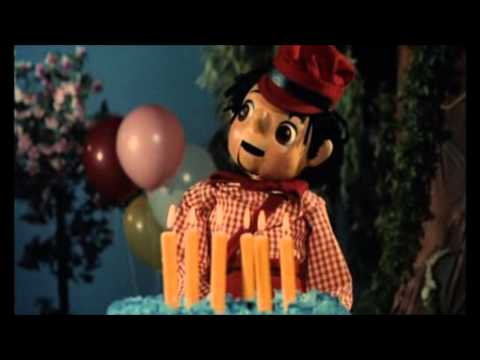 Pinocchio's Birthday Party (1973) - Trailer