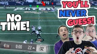 THE MOST UNEXPECTED PLAYER MAKES MASSIVE GAME WINNER!! Madden 18 Squads Ep.5