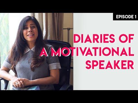 Priya Kumar - Motivational Speaker Diaries | Episode 1
