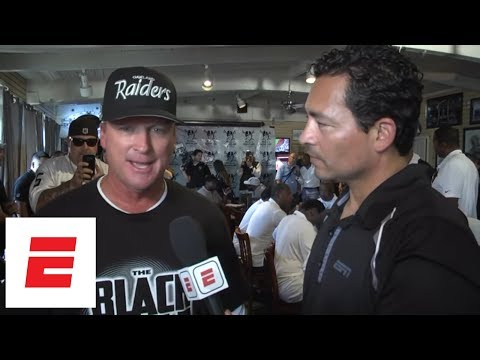 Jon Gruden exclusive interview: Fans a big reason I came back to Oakland Raiders  ESPN