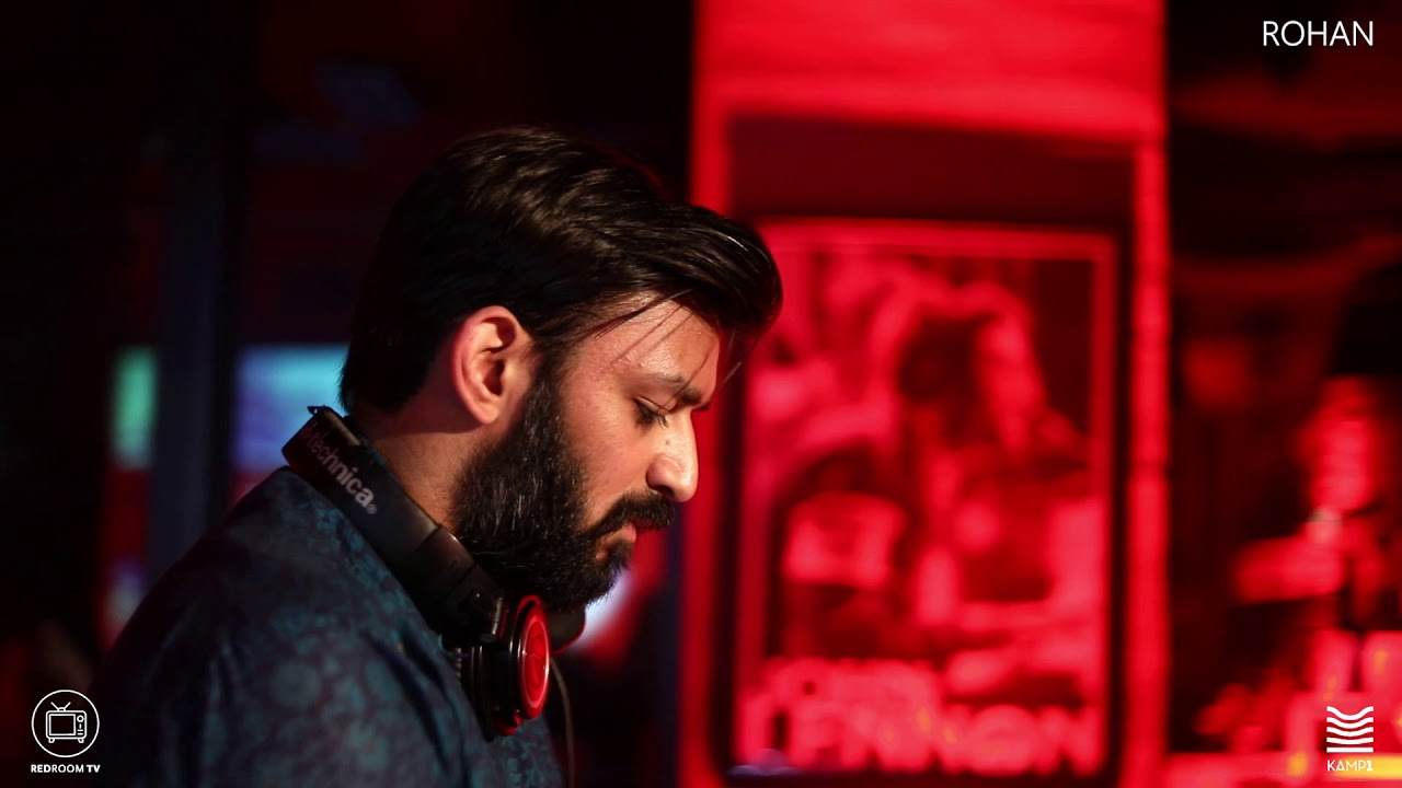 Rohan - DJ Set | Redroom Sessions x Kamp1 | Redroom TV