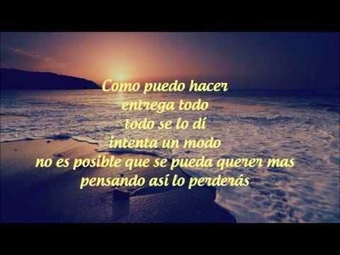 Ana Gabriel & Vicky Carr-Cosas Del Amor (Letra Cancion)