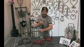 Repeat youtube video wrought Iron jig set bending tools