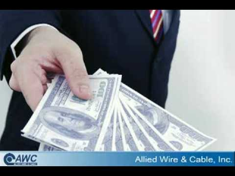 Learn How Allied Wire & Cable Can Save You Time and Money - YouTube