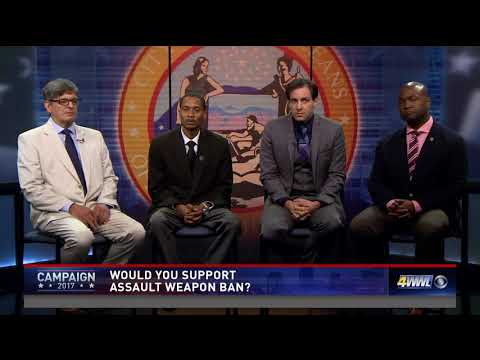 City Council At-Large debate- Division 2 candidates