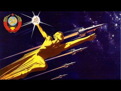 Anthem of The Soviet Cosmonaut Program [German/Russian]