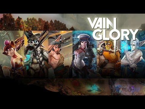 видео: vainglory - Лучшая игра в жанре moba (онлайн РПГ) на android