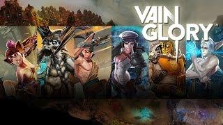 Vainglory - Лучшая игра в жанре MOBA (онлайн РПГ) на Android
