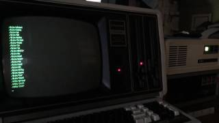 TRS-XENIX Installation on a TRS-80 Model 16
