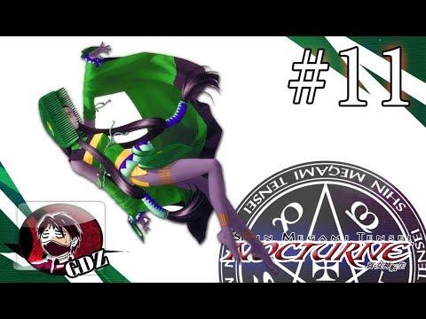 นินจายักษ์ทั้ง4 - Shin Megami Tensei : Nocturne #11