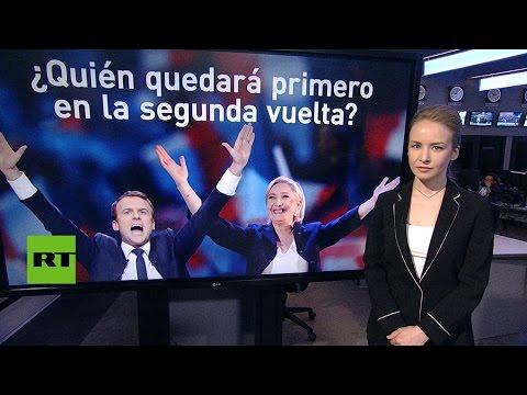 ¿Quién triunfará en Francia? ¿Los 'hackers rusos' o la 'democracia'?