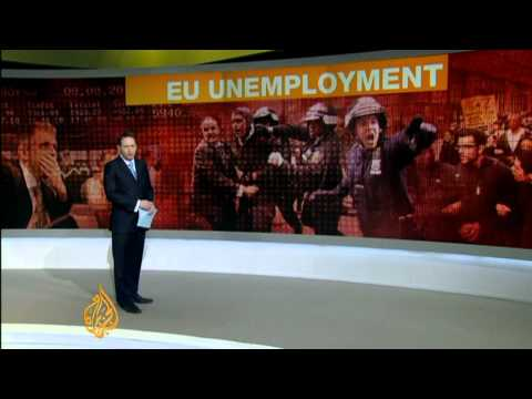 Spain's struggle with high unemployment