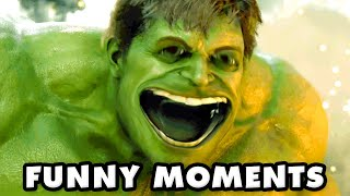 Marvel's Avengers Funny Moments Montage!