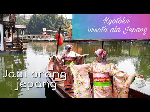 wisata-kampung-jepang-korea-di-indonesia---kyotoku-floating-market-|-wisata-lembang-bandung