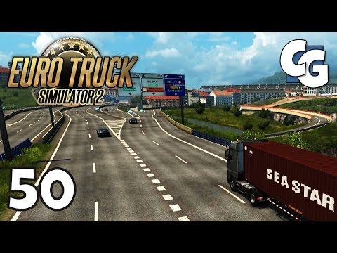 Euro Truck Simulator 2 - Ep. 50 - Bilbao Delivery Complete! - ETS2 ProMods 2.1 Gameplay