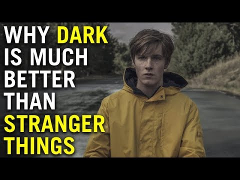 The NEW Netflix  Dark is better than Stranger Things