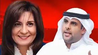 النائب الكويتي يوسف الفضالة: الحكومة تخاف من مكالمة واحدة لوزيرة الهجرة المصرية