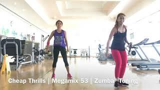 Cheap Thrills   Megamix 53   Pop   Zumba®Toning