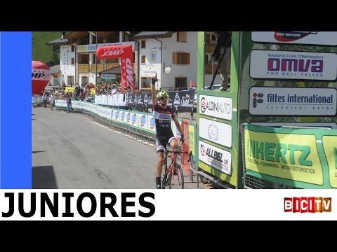 Alessandro Monaco vince al Maniva ed è leader della 3GIORNIOROBICA