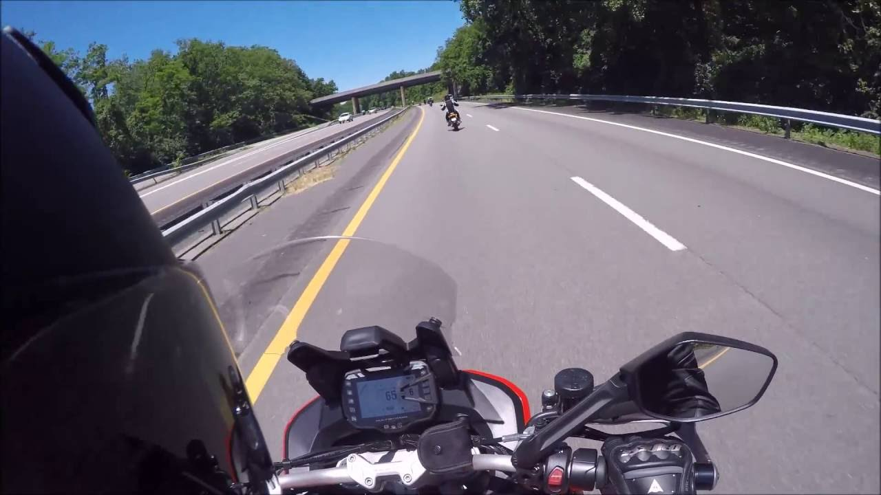 hudson valley motorcycles ducati demo day 2016 - youtube