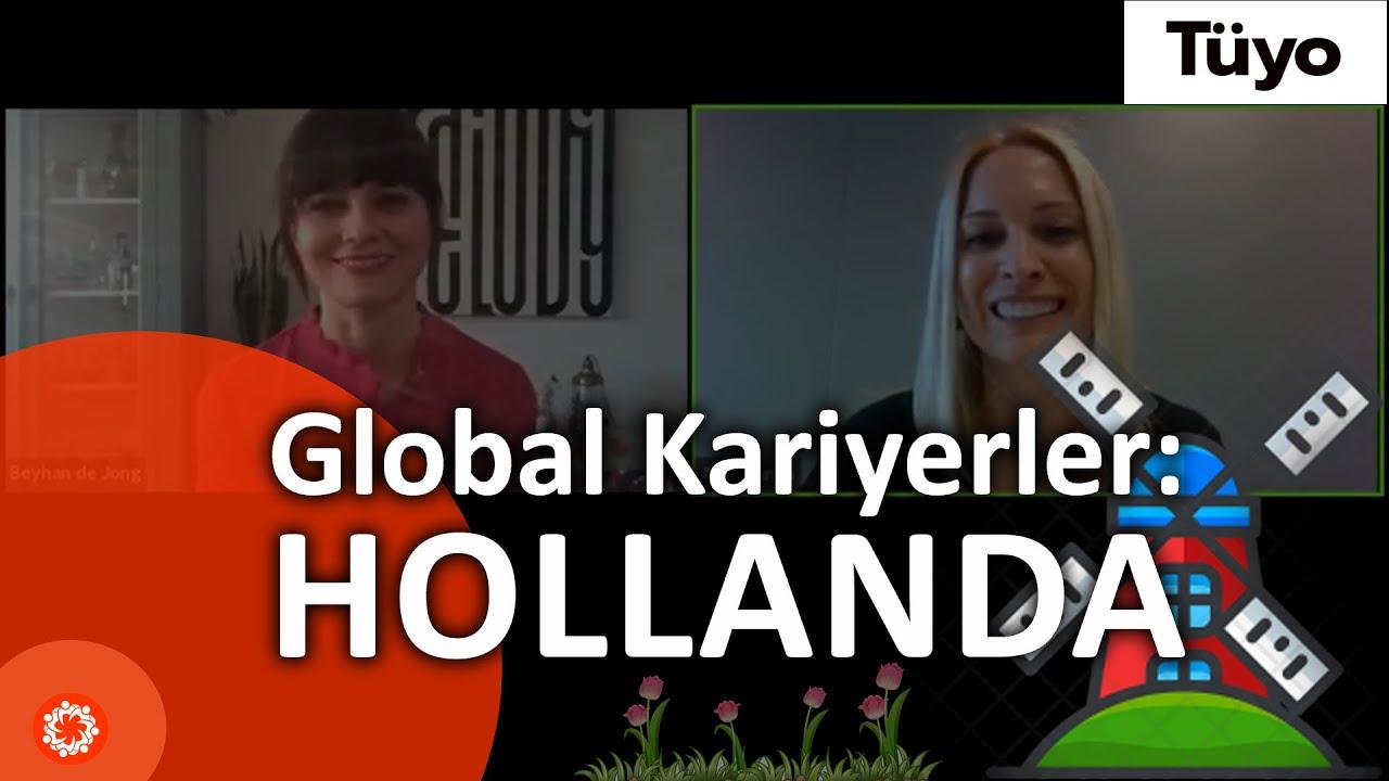 HOLLANDA'YA UZANAN KARİYER YOLCULUĞU - Aylin Arslantaş Bumin & Beyhan de Jong