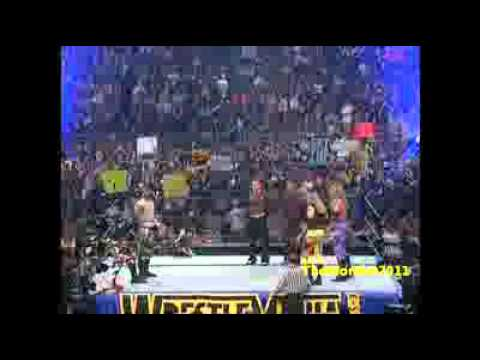 WWF Wrestlemania X - Seven Highlights