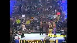 WWF Wrestlemania X - Seven Highlights