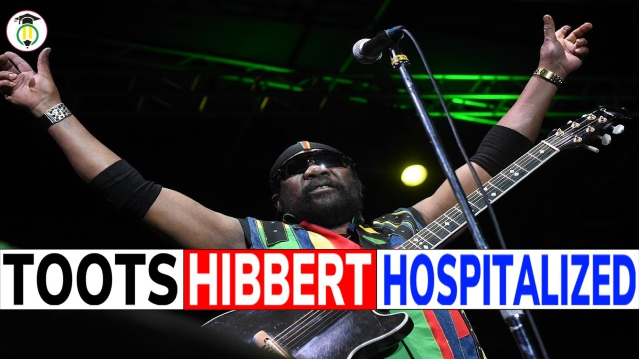 Toots Hibbert in INTENSIVE CARE for RESPIRATORY concerns
