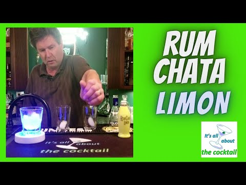 Rumchata Limon Review/It's all about the Cocktail/simple cocktails at home