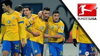 Eintracht braunschweig : 2 ...