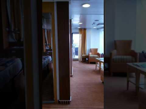 Carnival Conquest Captain's Suite