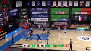 Highlights: USK Praha - ERA Basketball Nymburk
