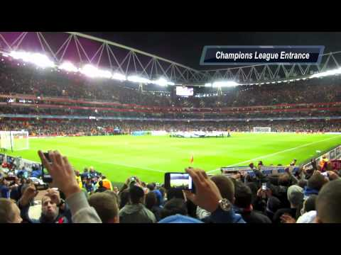 Marseille Fans vs Arsenal 1.11.2011