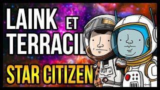 SE TOUCHER LA ZIQUETTE DANS L'ESPACE (Star Citizen)