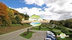 Le Camping des Sources Chaudes | Location de chalets et événements de groupes à Lacaune
