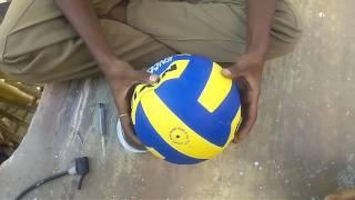 Volleyball Repair