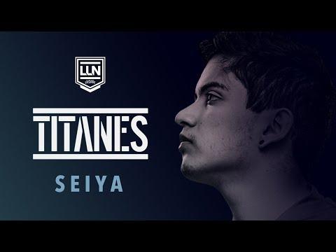 Titanes | R7 Seiya | El Orgullo Latinoamericano