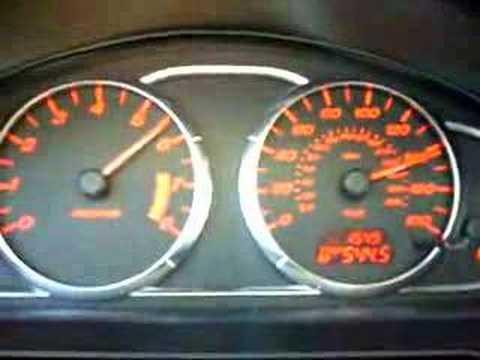 MazdaSpeed6 Top Speed Run - YouTube