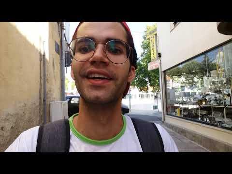 Intercambio em Bragança Portugal primeiras impressões.