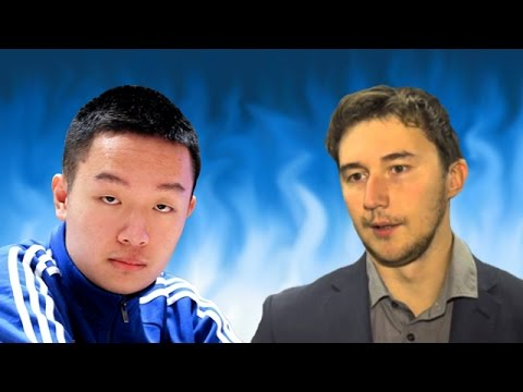 Wei Yi vs Sergey Karjakin | 2017 Tata Steel Chess Tournament