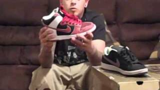 """NIKE SB VIDEO 77 """"JASON VOORHEES AND EXORCIST"""