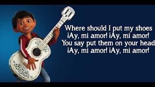"Gambar cover Anthony Gonzalez, Gael García Bernal- Un Poco Loco (Lyrics from the Disney Pixar movie ""Coco"")"