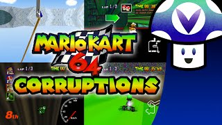 [Vinesauce] Vinny - Mario Kart 64 Corruptions