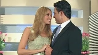 Repeat youtube video Fernando Colunga aclaró los rumores de su romance con Blanca Soto