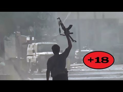 Clashes in Sana'a, Yemen | Early December 2017